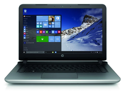 "Laptop HP 14-AB109 14"" Core i7 8GB 1TB Gráf. 2GB"