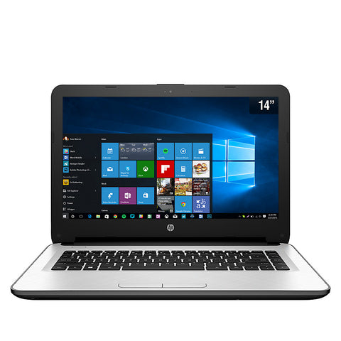 "Laptop HP 14-ac103la 14"" Celeron 4GB 500GB"