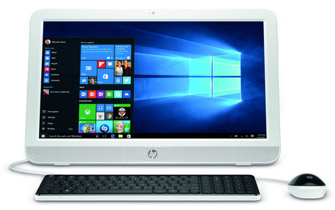 "Computadora All in One HP 20-E001LA 19.5"" AMD E1 2GB 500GB"