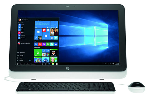 "Computadora All in One HP 23-R155LA 23"" AMD A6 4GB 1TB"