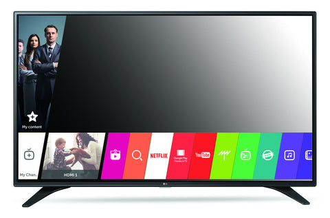 "TV LED LG 49"" FULL HD 49LH5700"