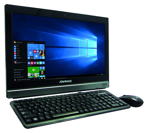 "Computadora All in One Advance AI5216 19.5"" Celeron 4GB 500GB"