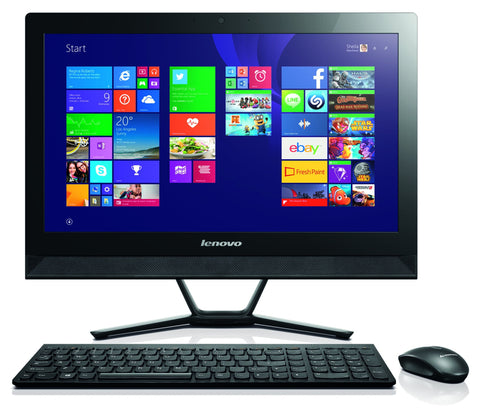 "Computadora All in One Lenovo C40-30/NEG 21.5"" Core i3 4GB 1TB"