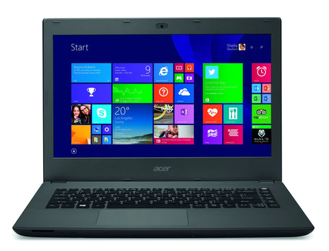"Laptop Acer  E5-473-54FU 14"" Core i5 4GB 1TB"