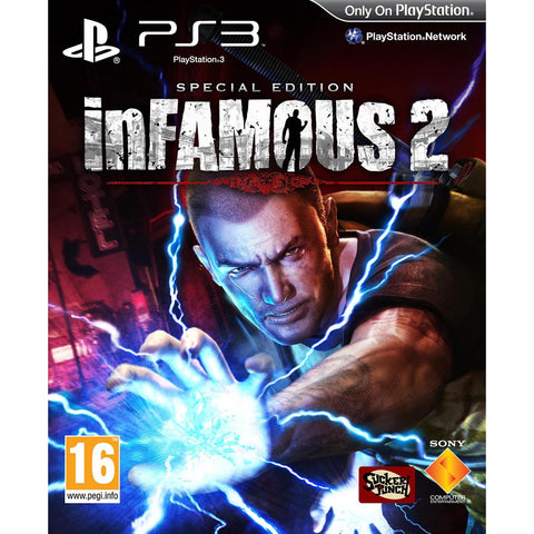 Infamous 2 para Play Station 3