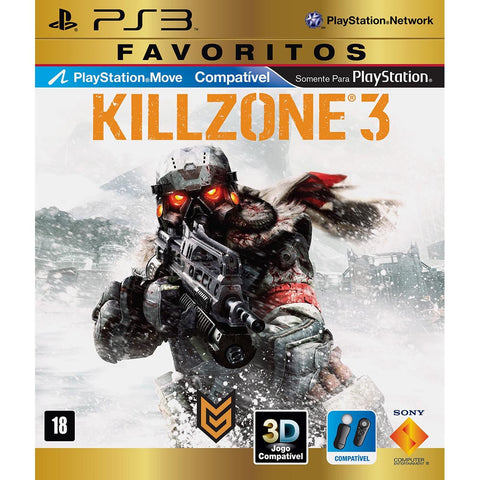 Killzone 3 para Play Station 3