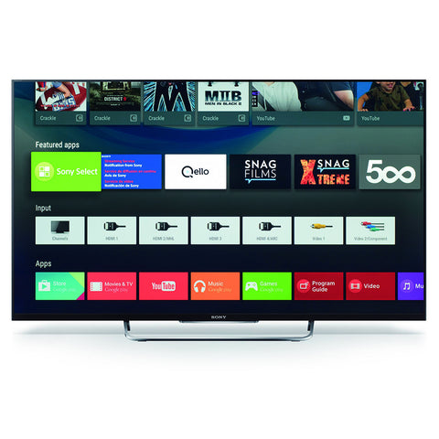"TV LED Sony 50"" Full HD KDL-50W805C"