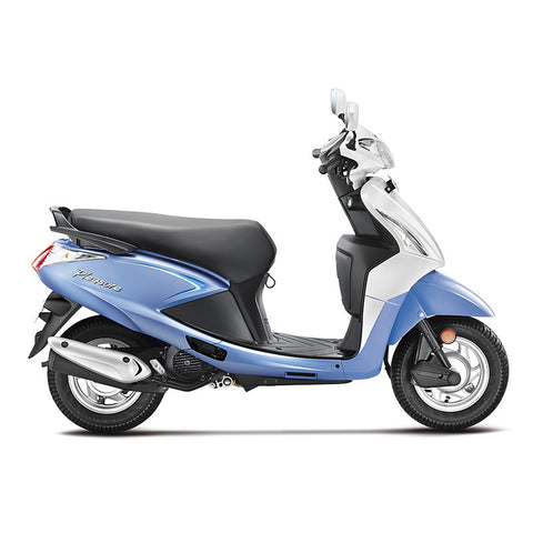 Moto Hero Pleasure 2 Azul