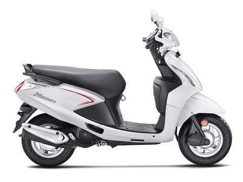 Moto Hero Pleasure 2 Blanco