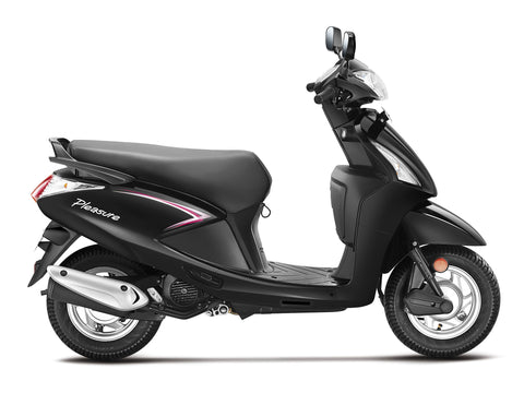 Moto Hero Pleasure 2 Negro