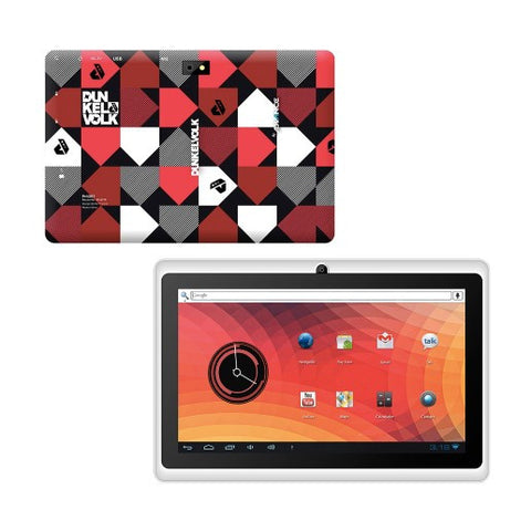 "Tablet Advance Dunkelvolk PR4357-O 7"" 8GB Naranja"