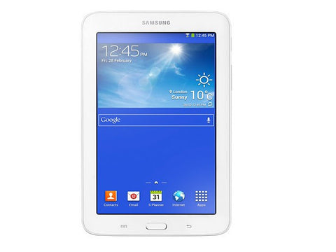 "Tablet Samsung Galaxy SM-T113 7"" 8GB Blanco"