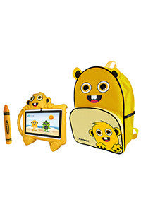 "Tablet para Niños Advance 7"" 8GB Amarillo"