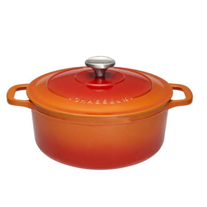 Introducing Our Complete Chasseur Cast Iron Round Casserole Collection