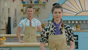 Great British Bake Off Semi Final - The rise and fall of Rosie