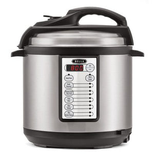 Bella Multi-Function Electric 1000W 6 Litre Alarm & Delay Pressure & Slow Cooker - BEPC01 Review