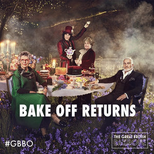 Get Ready for The Great British Bake Off 2019