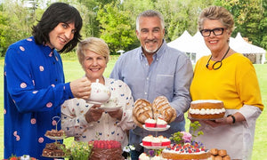 Ready Steady Great British Bake Off!
