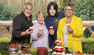 Great British Bake Off Episode 1 - and Noel Quits!