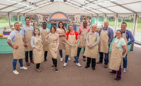 Great British Bake Off – Episode 3 – Bread Week – Cottage Loaf Jointing Methods