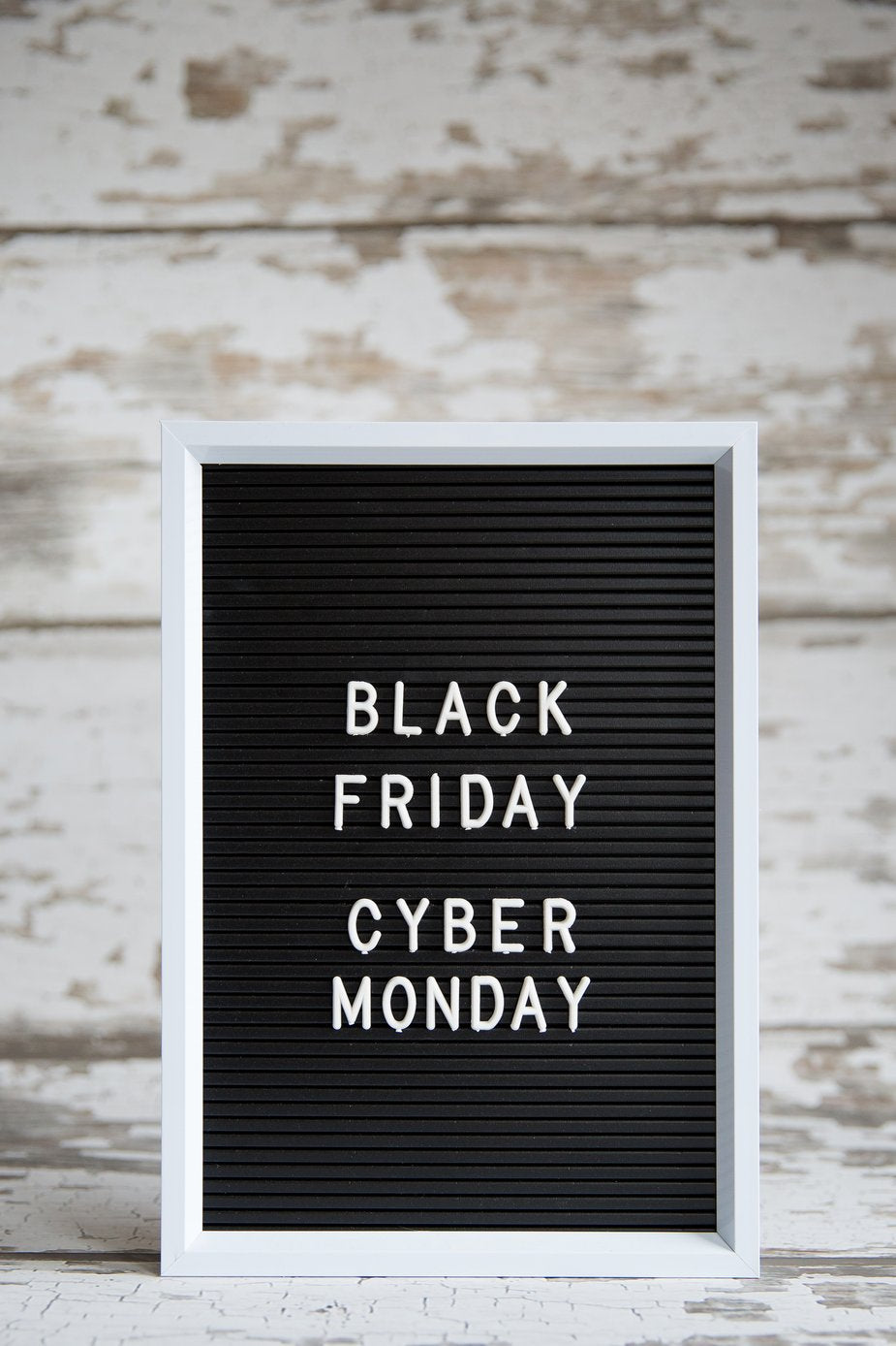 Black Friday / Cyber Monday BFCM Offers