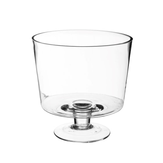 Ravenhead - footed glass trifle bowl