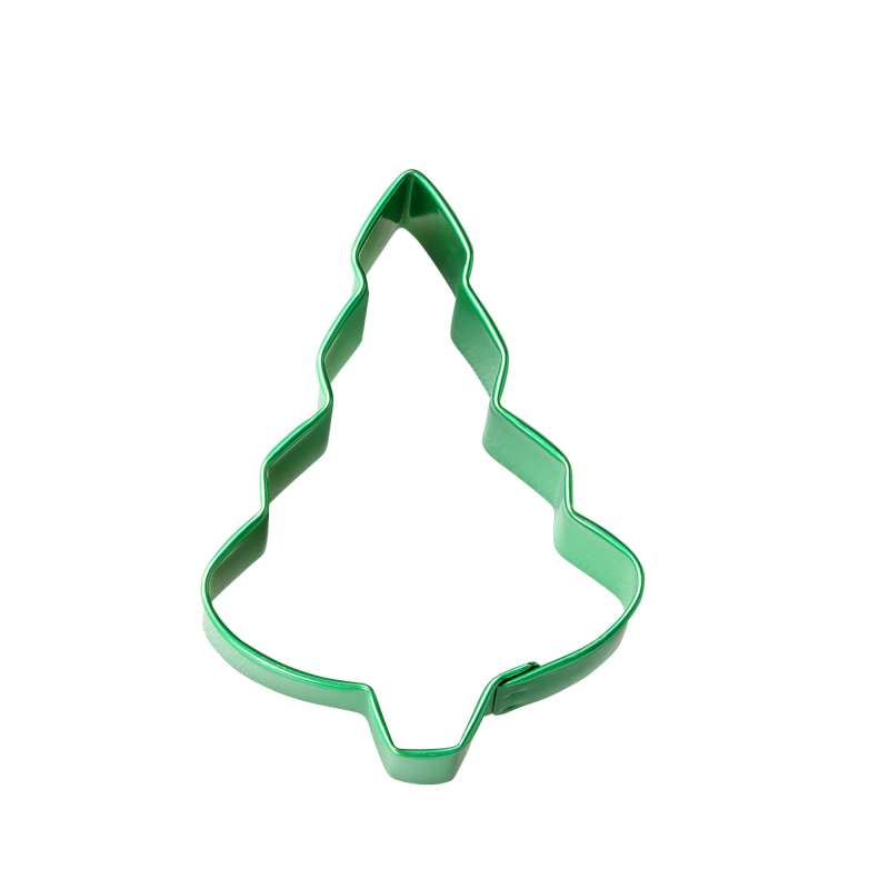 Dexam Made With Love Christmas Tree Cookie Cutter - Green 16050321