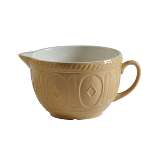 Neutral Batter Bowl - Mason Cash