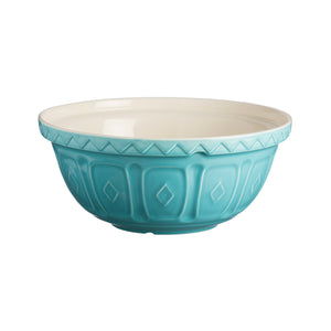 Colour Mix S18 Turqoise Mixing Bowl 26cm - Mason Cash - 2001.943