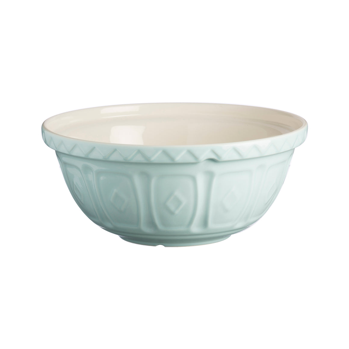 Mason Cash Colour Mix S12 Powder Blue Mixing Bowl 29cm - 2001.834