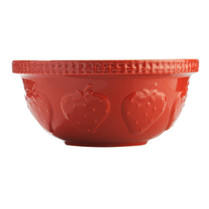 Mason Cash - Strawberry Mixing Bowl - 29cm - Baking - Stoneware