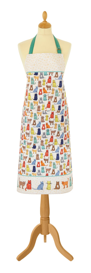 CATWALK COTTON APRON - 7CWK01
