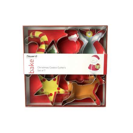 Christmas Cookie Cutters - Set of 7 - 17848899