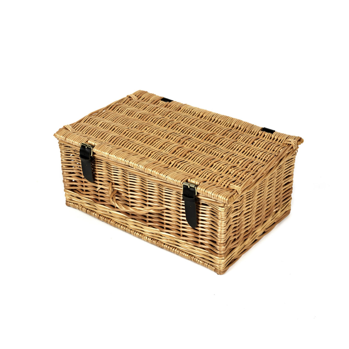 16 Inch Wicker Hamper - Empty - 42*28*18
