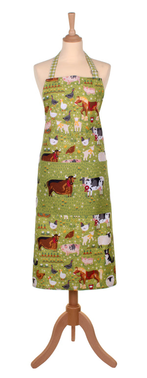 JENNIES FARM COTTON APRON
