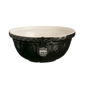COLOUR MIX S12 BLACK MIXING BOWL 29CM - Mason Cash