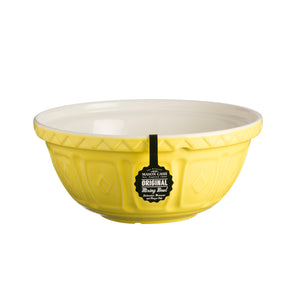 Colour Mix S12 Bright Yellow Mixing Bowl 29cm - Mason Cash