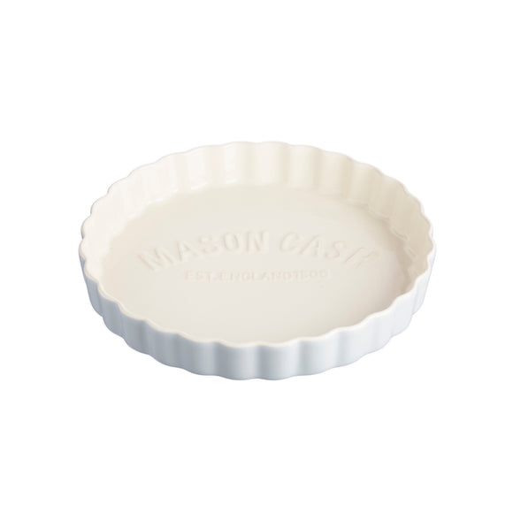 Mason Cash 24cm Fluted Flan Dish - December Only Offer