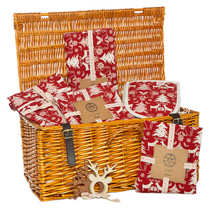 Winter Kitchen Hamper Gift Set - Free delivery