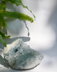 CELESTITE Baby Blue Egg Crystal
