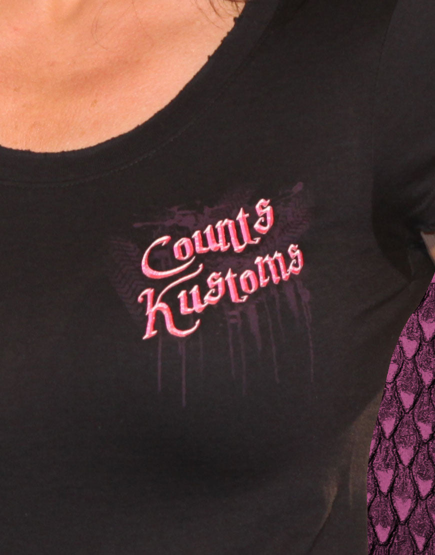Short-Sleeve Count's Kustoms Tee
