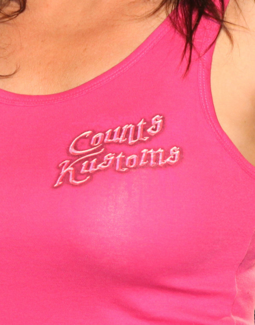 Count's Kustoms Tank Top