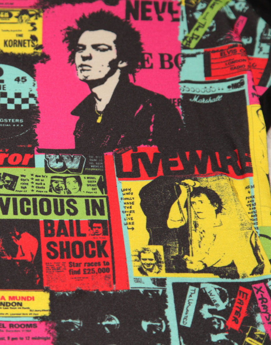 Long-Sleeve Sid Vicious Tee