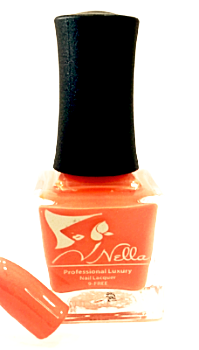 Nella nail polish, Color- Cha Cha, Nail polish, nontoxic, Nellabeauty.com, Nellabeauty.com