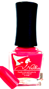 Nella nail polish, Color- Show Stopper, Nail polish, nontoxic, Nellabeauty.com, Nellabeauty.com