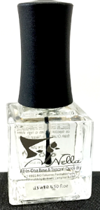 All-In-One Base & Top Coat, All in One Base and Top Coat, Nellabeauty.com, Nellabeauty.com