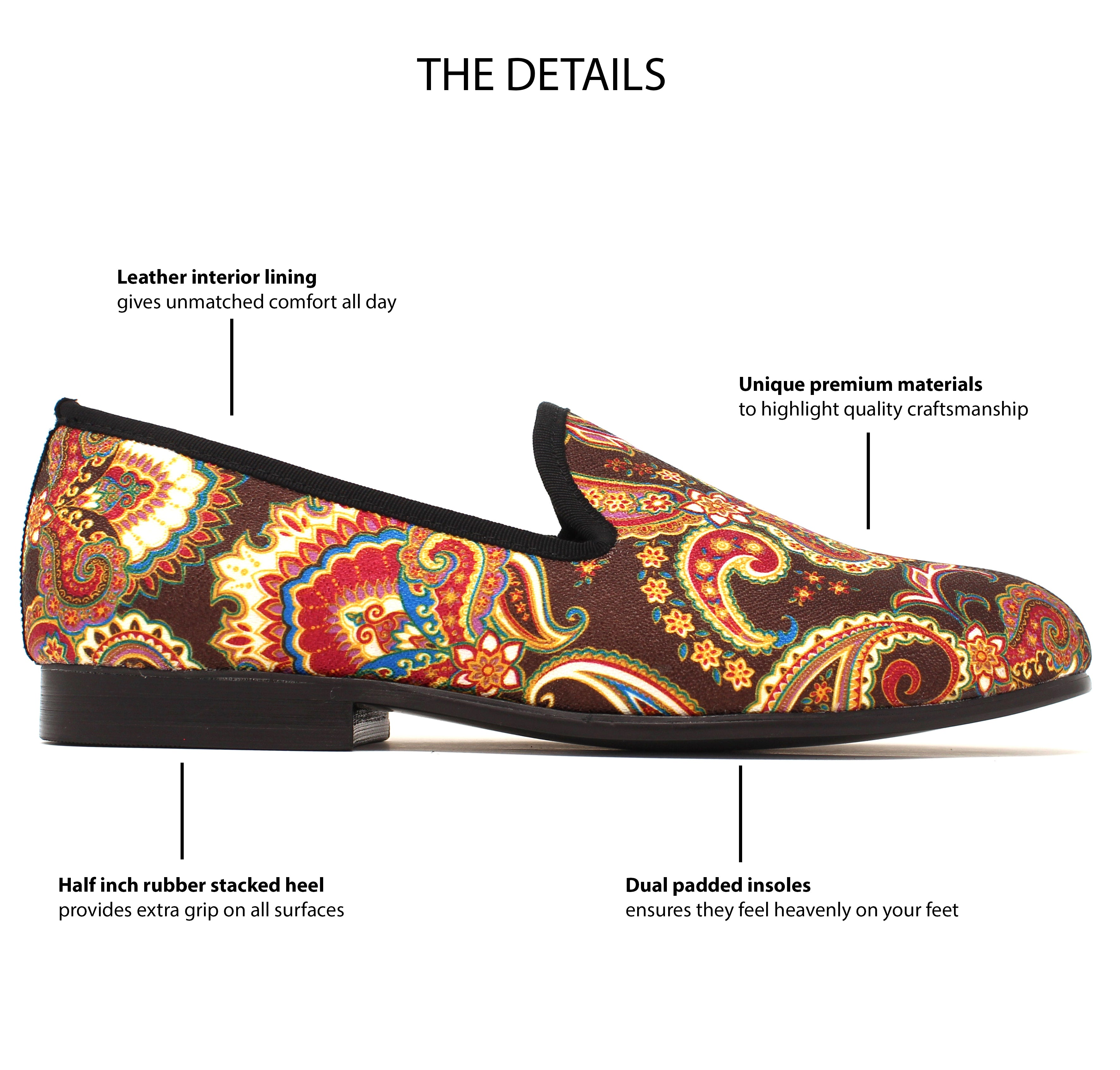 mens velvet slippers dara shoes milan collection details