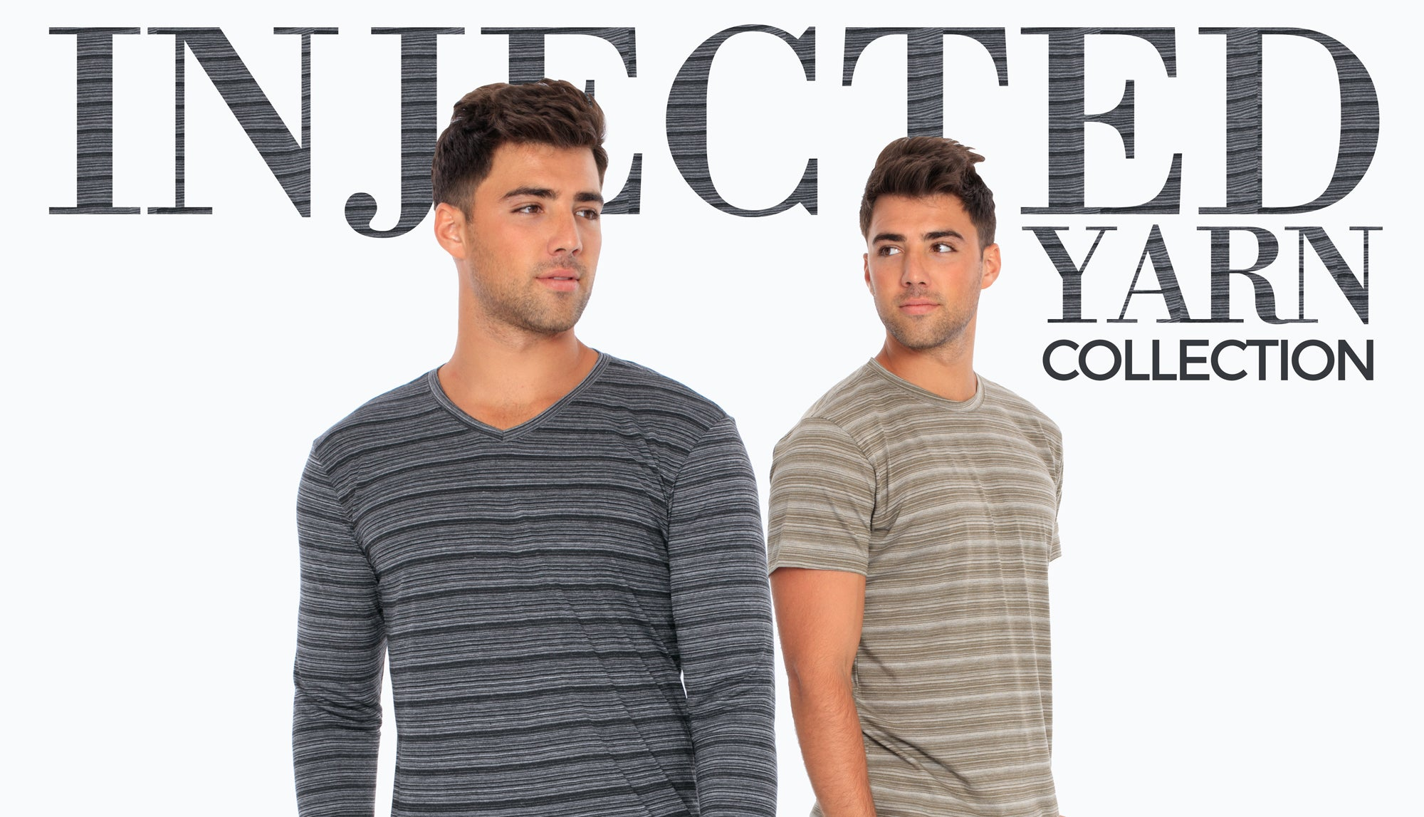 Injected Yarn Collection