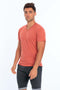 Men's Fabric_Modal V-Neck T-Shirt • MS-203V