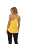 Women's Double Braided Racerback Tank | MS-526